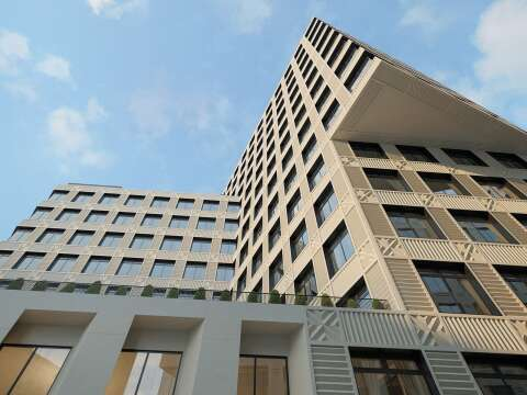 ЖК Atlantic Apartments (Атлантик Апартментс)